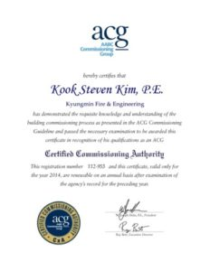 AABC COMMISSIONING GROUP P.E